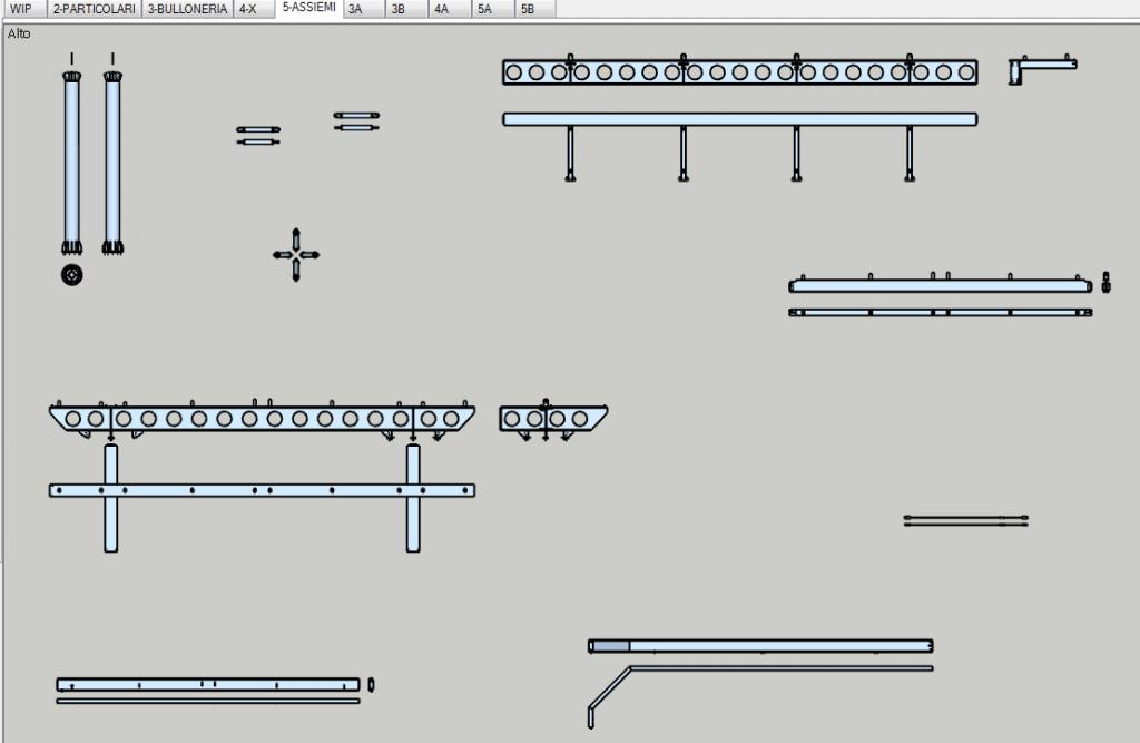 Progettazione strutturale con sketchup: preparazione