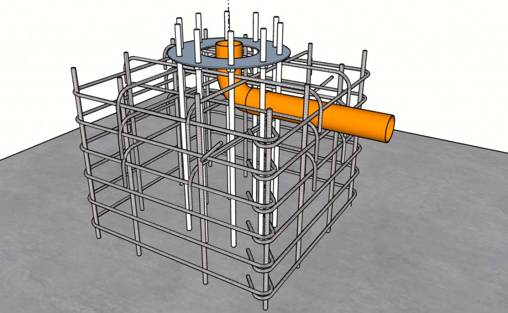 Progettazione strutturale con sketchup: dettagli tecnici