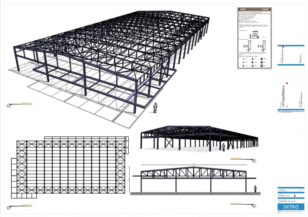 Utilizzare Sketchup e Layout con SAP2000 - 190723-LAYOUT-01