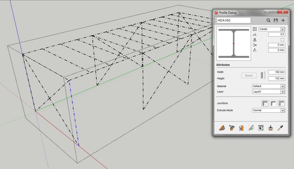 Modellazione della colonna - 1