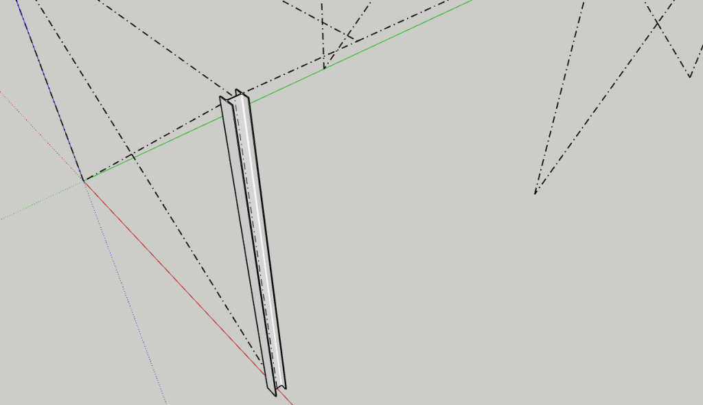 Modellazione della colonna - 2