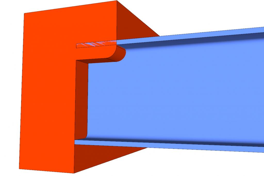 """Figura 3 - Preparazione all'utilizzo del comando """"trim to solid"""" di Profile Builder 3"""