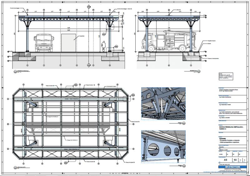 Figura 1 - Elaborato grafico realizzato con LayOut