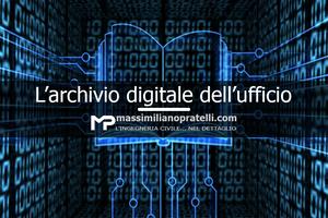 Come organizzare l'archivio digitale nel lavoro