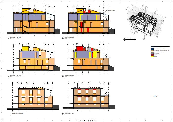 Figura 4 - Uso di Sketchup per gli interventi su strutture esistenti