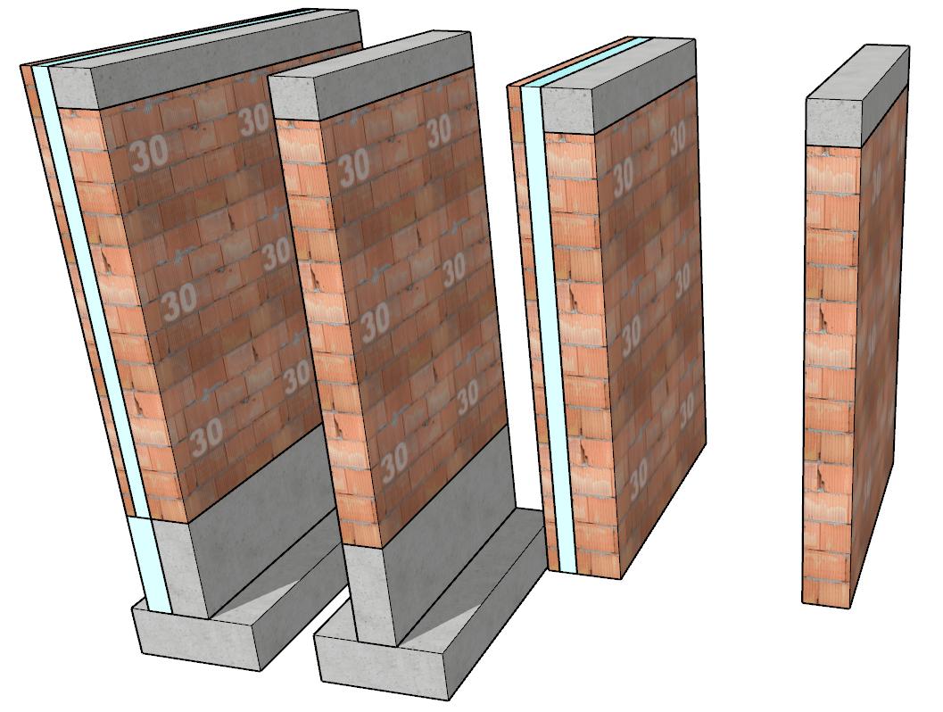 Gli assembly definiti per le murature